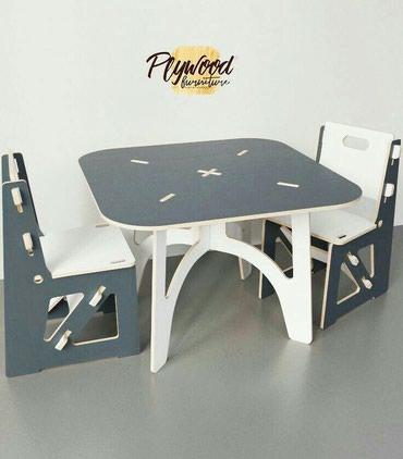 Мебель на заказ в Бишкек: Столы, стулья, кресла. Мебель из фанеры. Быстро качественно, множество