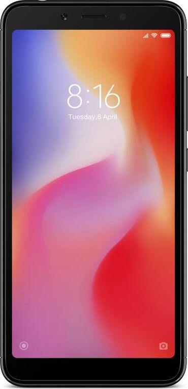 xiaomi-redmi-3-market в Кыргызстан: Смартфон Xiaomi Redmi 6A 2/16 blackДоставка по всему