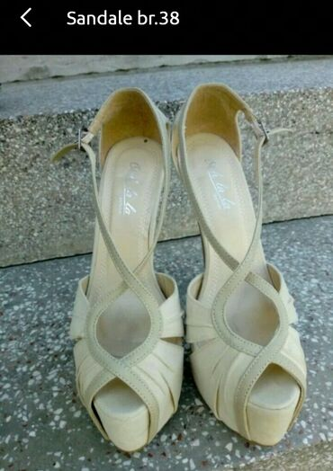 Ženska obuća | Indija: Sandale br.38