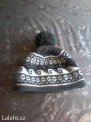 Детская шапка в Bakı
