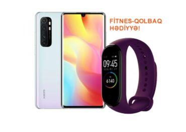 bmw 5 серия 525i 5mt - Azərbaycan: Yeni Xiaomi Mi Note 10 Lite 64 GB bənövşəyi