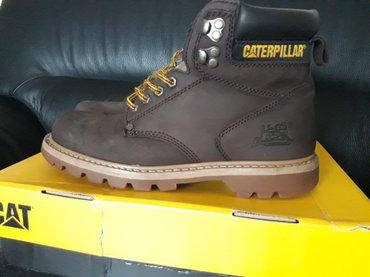 Prodajem skoro nove original caterrpilar muske cipele, koje su nosene - Nis