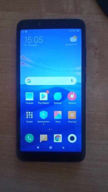 цветы и котика в Кыргызстан: Б/у Xiaomi Redmi 6 16 ГБ Черный