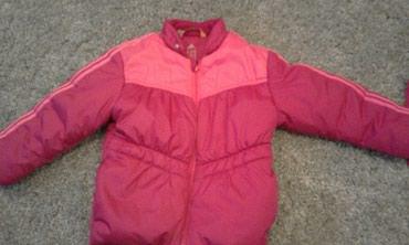 ADIDAS original prolećna jakna za devojčice. vel. 98 neogrebana - Lebane