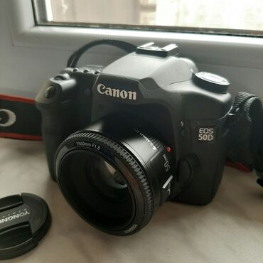 canon kiss x2 в Азербайджан: Canon 50d satılır
