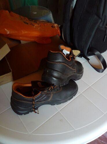 Muske cipele 41 - Srbija: Na prodaju, radne cipele broj 41  Potpuno nove, nisu koristene