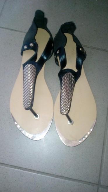Ženska obuća | Zitorađa: Sandalice jednom obucene kao nove su kupljene u francuskoj br, 39