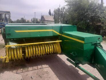 Трактор т 40 цена новый - Кыргызстан: Продам пресс подборщик Fortschritt K454 в очень хорошем состоянии. Тюк