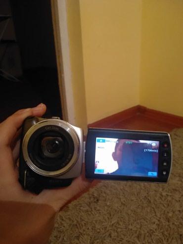 Камера sony handycam dcr-sr67 в Ош