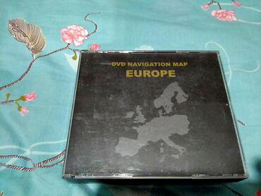 Продаю диски с навигацией на Европу полная версия в оригинале