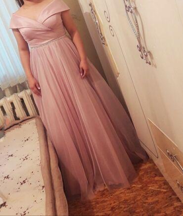 вечернее платье на выпускной в Кыргызстан: Продается шикарное вечернее платье на выпускной, свадьбу, банкет и тд