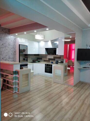 посудомоечная машина в Кыргызстан: Сдается квартира: 3 комнаты, 130 кв. м, Бишкек