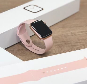 Пурпурные Унисекс Наручные часы Apple