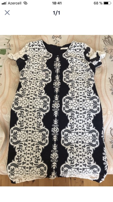 vəftiz üçün paltar xaç suyuna salma üçün paltar - Azərbaycan: Dress Ziyafət Vittoria Vicci XL