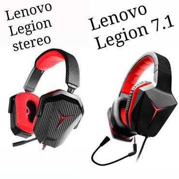 Lenovo Legion stereo -75 aznLenovo Legion 7.1 -145 aznoyun qulaqligi