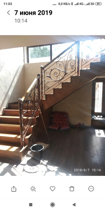 Реставрация лестниц,двереймебели,а так же изготовление на заказ,на