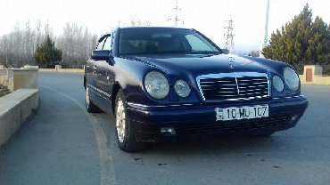 5 elan | NƏQLIYYAT: Mercedes-Benz E 240 2.4 l. 1999 | 369000 km