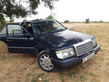 Mercedes-Benz - Наличие: В наличии - Сокулук: Mercedes-Benz W124 2.3 л. 1991   123456789 км