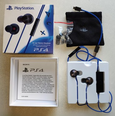 PS4 In-ear Stereo Headset σε Astros