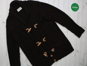 Мужской теплый свитер Pull&BEAR,р.XL      Длина: 78 см Рукава: 60