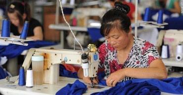 Швеи - Тип занятости: Постоянная - Бишкек: Требуются опытные швеи высокая заработная плата ! Еженедельная