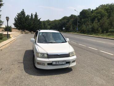 100 elan | NƏQLIYYAT: Mitsubishi Chariot 2.4 l. 2000 | 265000 km