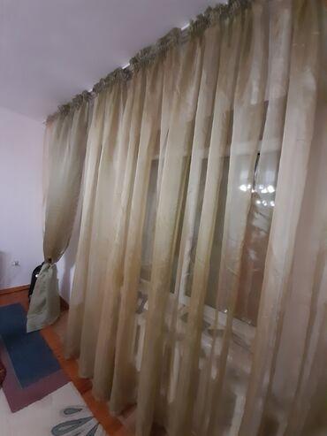 Срочно продаю шторы (тюль),состояние идеальное, 12 метр(6шт по