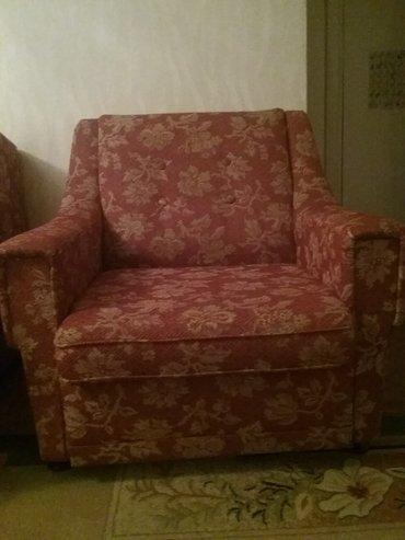 Продаю диван и 2 кресло 9000 в Бишкек