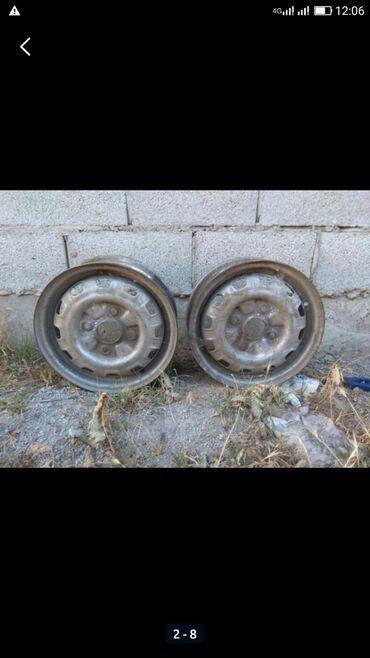 r13 диски в Кыргызстан: Мазда 3232 штук дискR134х114.3 dia 59.6Баасы 1штук 4002 штук 800 сом