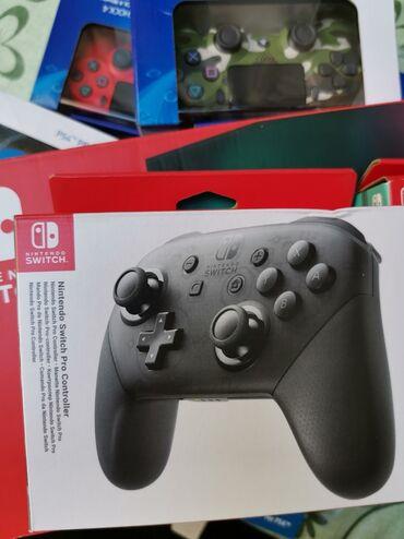 Nintendo Switch - Azərbaycan: Nintendo switch pro controller