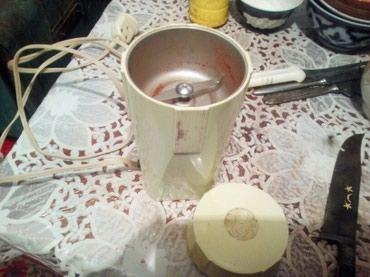 кофеварка с кофемолка в одном в Кыргызстан: Кофемолка рабочая