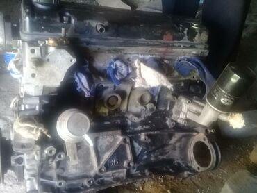 Мотор от Мерседес 190 2 куба