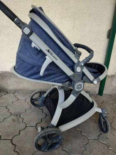 """Продается детская коляска """"SKILLMAX"""" в хорошем состоянии"""