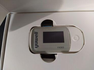 пульсоксиметр бишкек in Кыргызстан | ПУЛЬСОКСИМЕТРЫ: Пульсоксиметр Xiaomi Yuwell YX303. OLED экран. Отзывы можно посмотреть