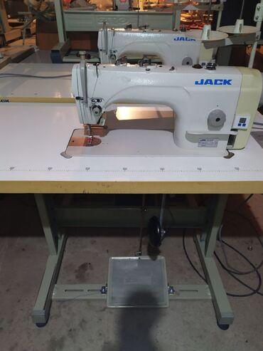 Швейный механик - Кыргызстан: Продаю безшумную швейную машинку jack 910 в идеальном состоянии. Цена
