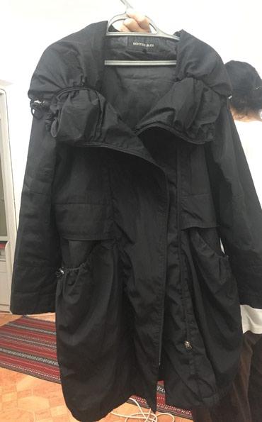 Куртка-пальто женское деми б/у в в Баетов