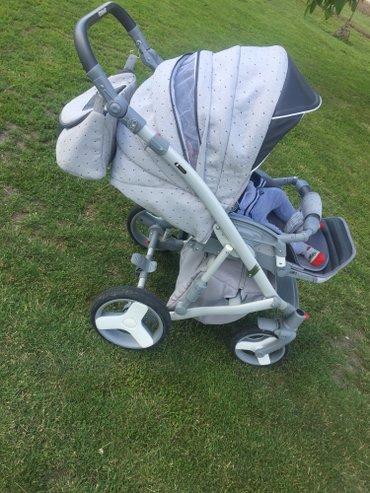 Camarelo Avenger Lux 3 u 1 kolica za bebe u super stanju. Cena sa - Vrsac