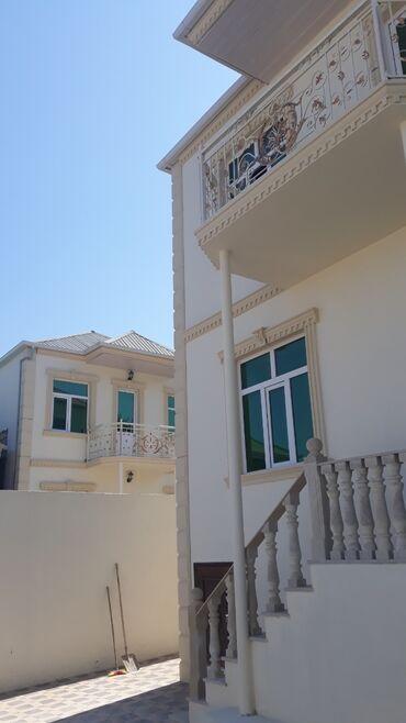 masazirda evler в Азербайджан: Продам Дом 128 кв. м, 4 комнаты