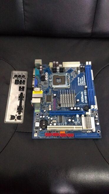 Материнская плата Asrock G41M-VS3/DDR3/LGA775/mATXЦена окончательная
