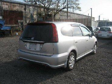 Автозапчасти в Тюп: Хонда стрим  Заднее стекло багажник