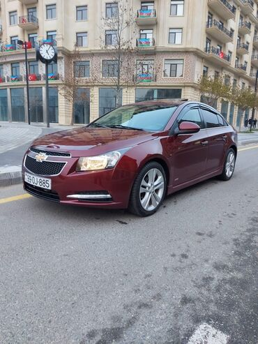 audi rs 7 4 tfsi - Azərbaycan: Chevrolet Cruze 1.5 l. 2015