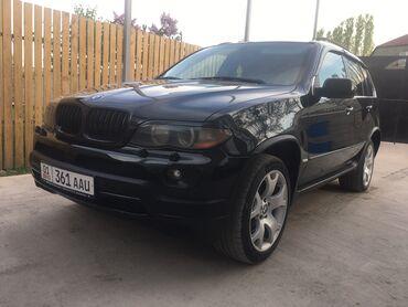 BMW X5 4.4 л. 2005 | 300000 км