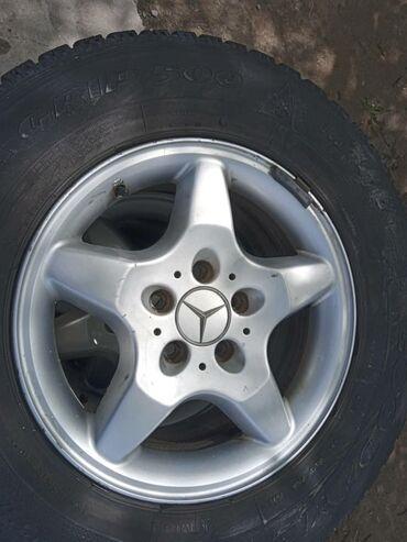 Колеса Mercedes ML 4 штуки Качество идеальное 10/10  срочно!!!