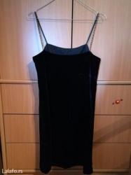 Oliver-farmerke - Srbija: S. Oliver plišana haljina, l veličina, potpuno nova