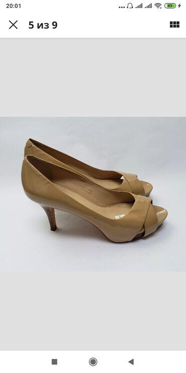 Брендовые женские туфли от Via Spiga (Италия)Размер 36В отличном
