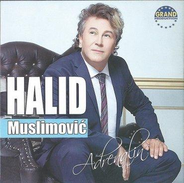 Cd halid muslimovic - Belgrade