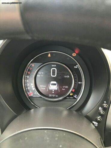 Fiat 500 1.3 l. 2017 | 36100 km