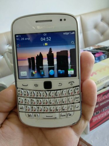 Продаю blackberry 9900 в Бишкек