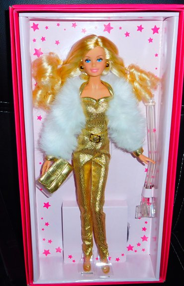 Συλλεκτικη' ''Barbie SUPERSTAR FOREVER GOLD LABEL COLLECTION σε Αθήνα