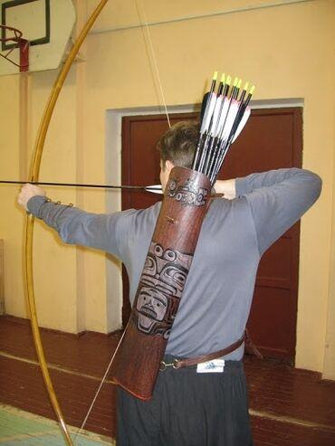 1054 объявлений: Продам стрелы. 7мм + 8мм (8мм сменный наконечник)1) Стекловолокно